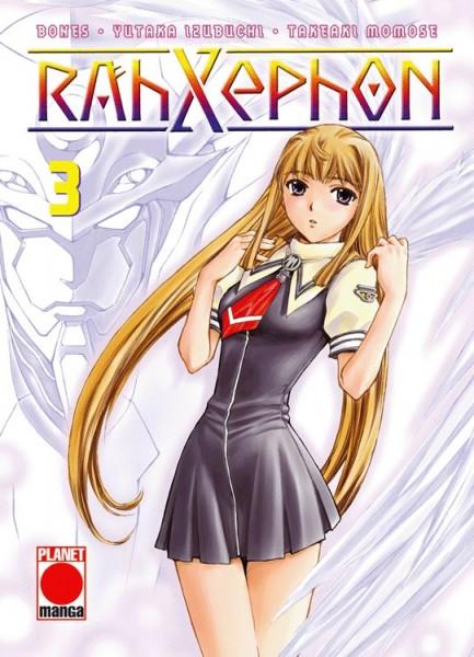 Rahxephon 3