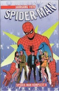 Spider-Man Komplett 8 Jahrgang 1970