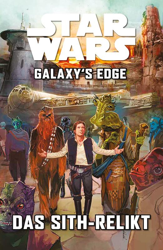Star Wars Sonderband: Galaxy's Edge -...