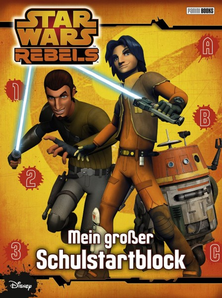 Star Wars: Rebels - Schulstartblock