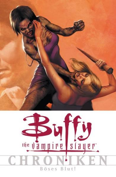 Buffy the Vampire Slayer Chroniken 7: Böses Blut!
