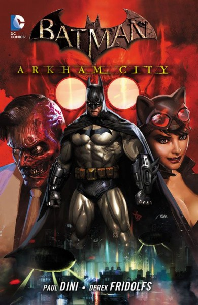 Batman: Arkham City 2