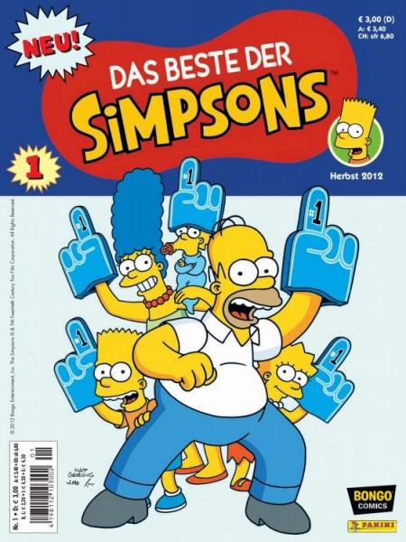 Das Beste der Simpsons 1