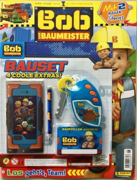 Bob der Baumeister Magazin 06/18