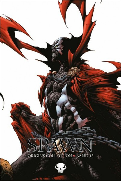 Spawn Origins Collection 13 Cover