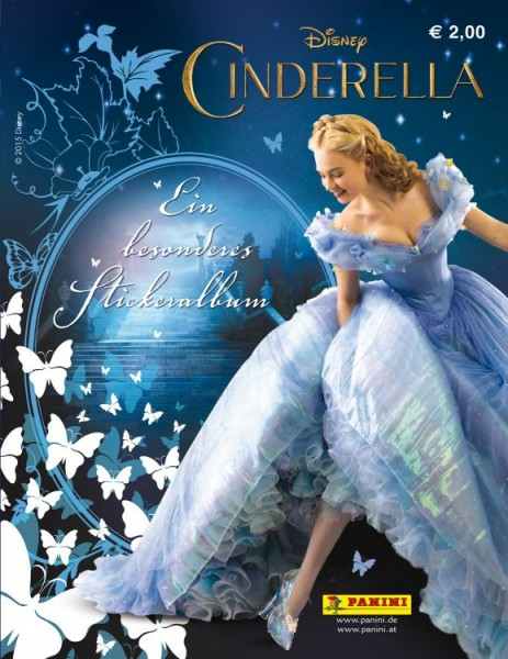 Disney: Cinderella - Stickeralbum