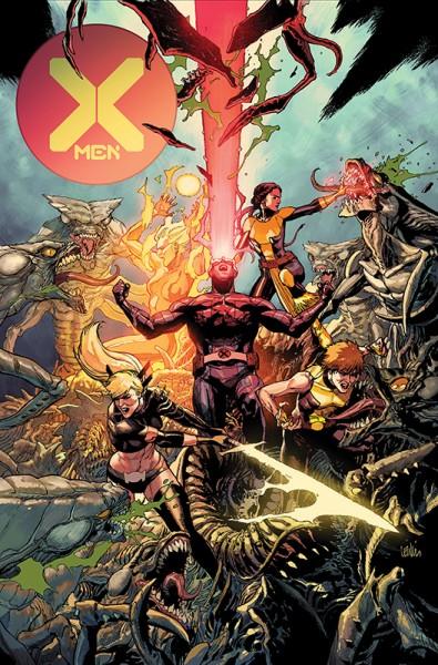 X-Men 6 Cover