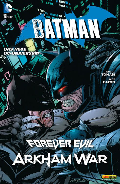 Batman - Arkham War