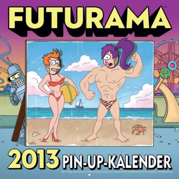 Futurama - Wandkalender (2013)