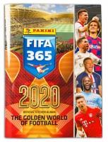 Panini FIFA 365 2020 Stickerkollektion – Album