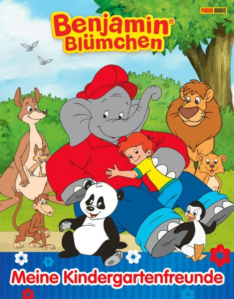Benjamin Blümchen - Kindergartenfreunde Cover