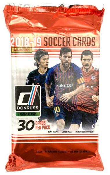 2018-19 Panini DONRUSS Soccer - Hobbybox Booster