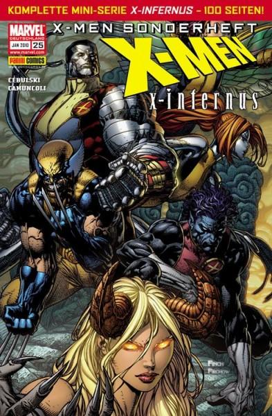 X-Men Sonderheft 25