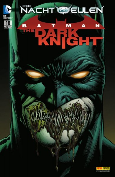 Batman: The Dark Knight 10