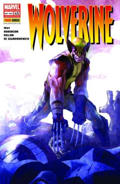 Wolverine 45