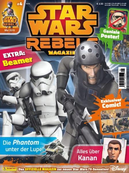 Star Wars: Rebels - Magazin 4
