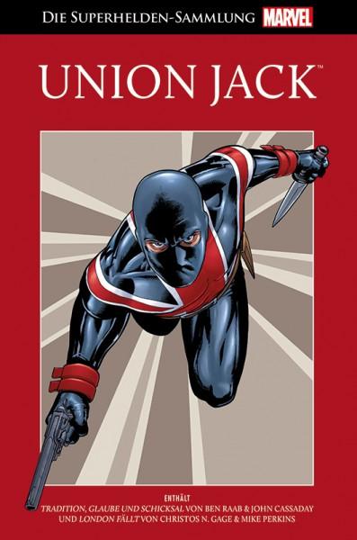 Die Marvel Superhelden Sammlung Band 73: Union Jack