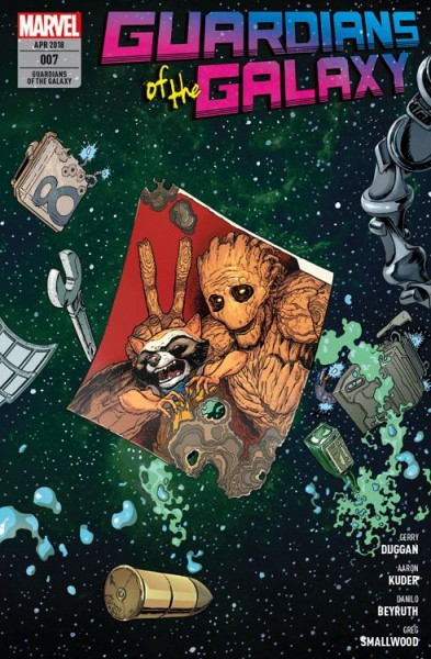 Guardians of the Galaxy 7 - Chaos im Kosmos