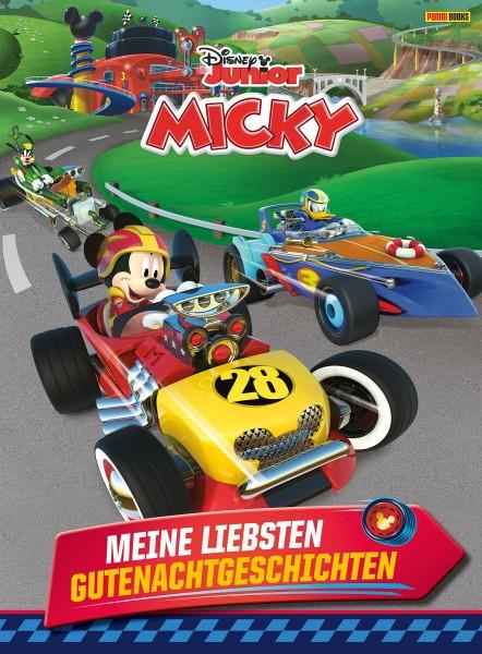 Disney Junior: Micky und die flinken Flitzer - Meine liebsten Gutenachtgeschichten