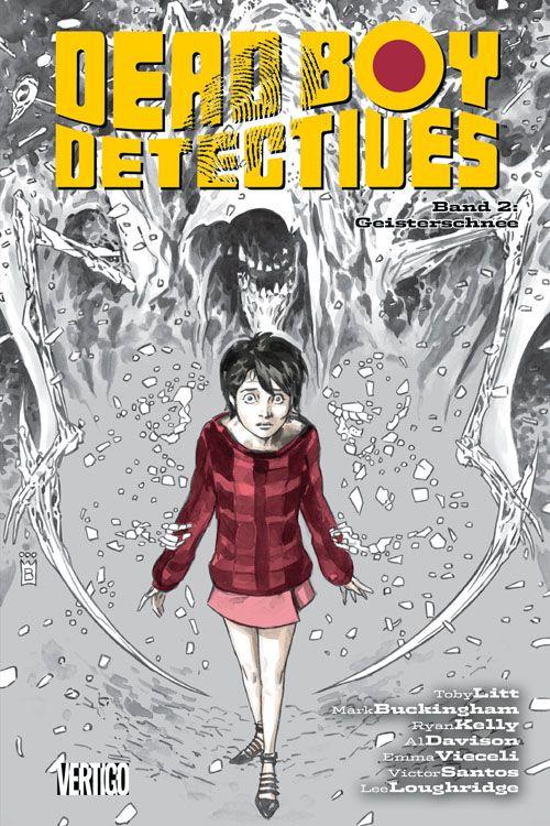 Dead Boy Detectives 2: Geisterschnee-...