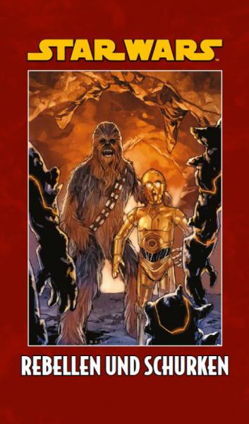 Star Wars Sonderband 127: Rebellen und Verbrecher Hardcover