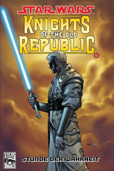 Star Wars Sonderband 37: Knights of the Old Republic II - Stunde der Wahrheit