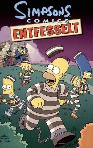 Simpsons Sonderband 10: Entfesselt