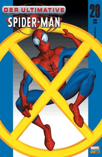 Der ultimative Spider-Man 23