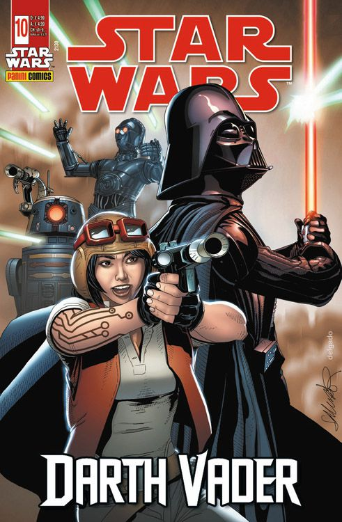 Star Wars 10 - Darth Vader 4 -...