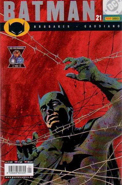 Batman 21: Der Weltenkrieg 4