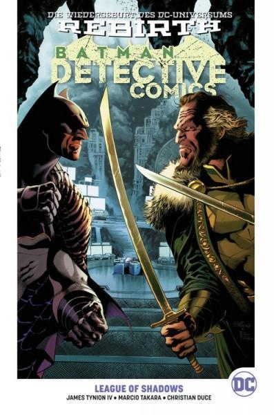 Batman - Detective Comics Paperback 3: League of Shadows Hardcover