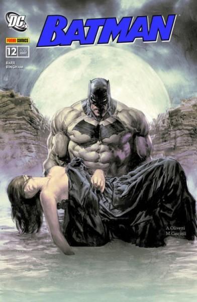 Batman Sonderband 12: Dunkler als der Tod