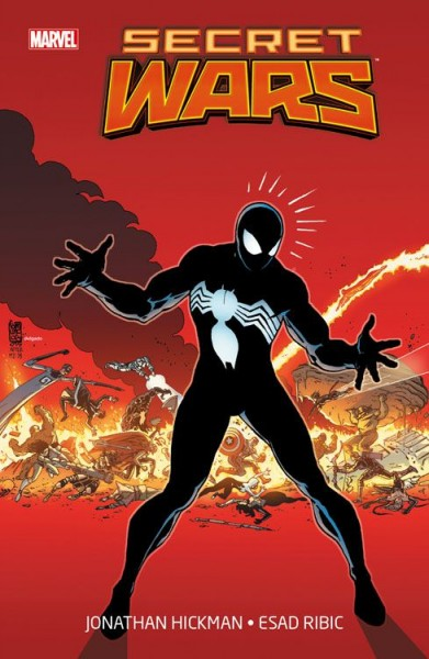Secret Wars Hardcover