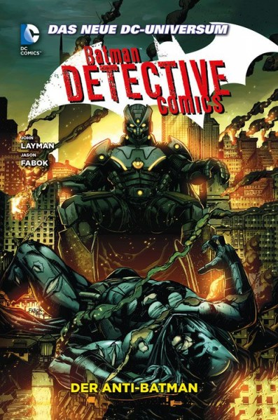 Batman Detective Comics 4: Der Anti-Batman Hardcover