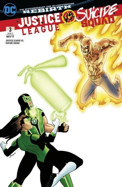 Justice League vs. Suicide Squad 3 Variant