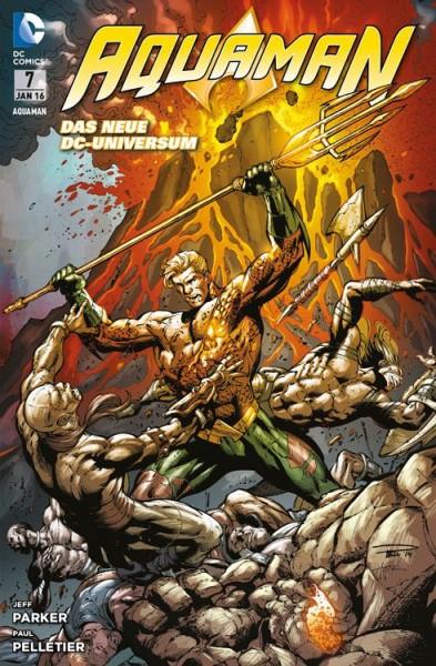 Aquaman 7: Der Mahlstrom (2012)