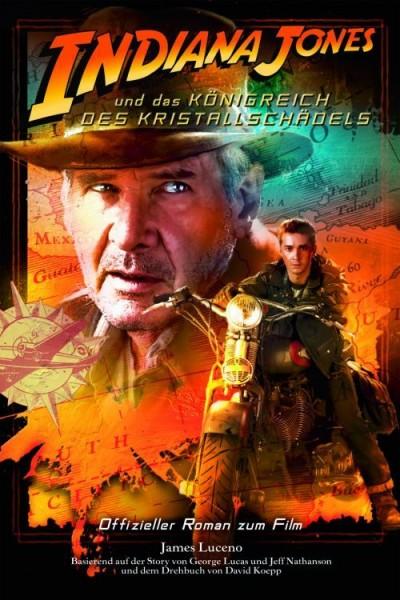 Indiana Jones und das Königreich des Kristallschädels - Roman zum Film