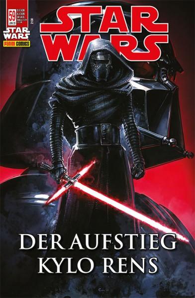 Star Wars 59: Der Aufstieg Kylo Rens - Kiosk Ausgabe Cover