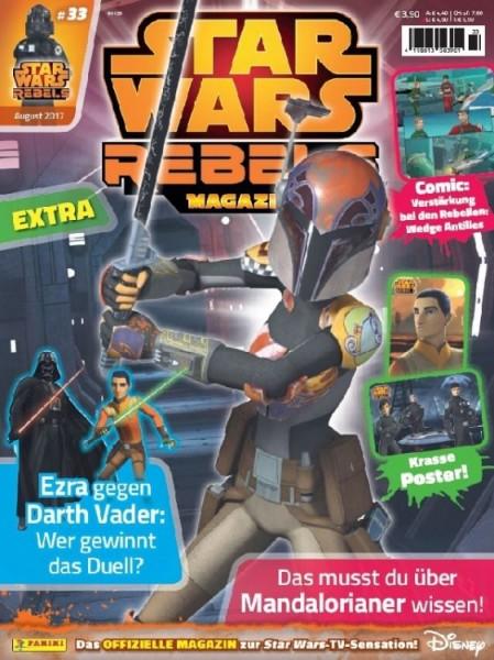 Star Wars: Rebels - Magazin 33