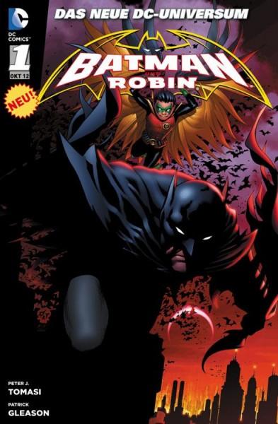 Batman & Robin 1: Geboren, um zu töten
