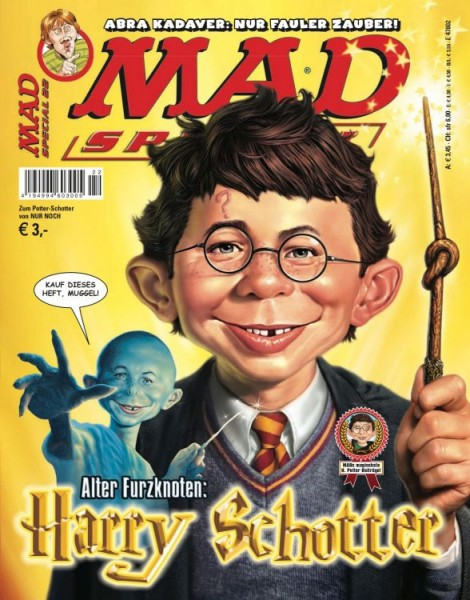 MAD Special 22: Harry Potter
