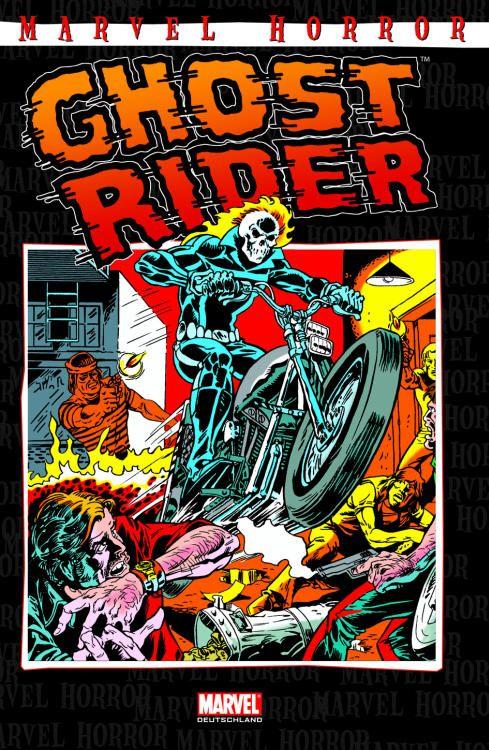 Marvel Horror: Ghost Rider 1