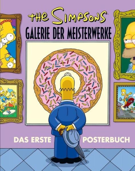 Simpsons - Posterbuch - Gesammelte Meisterwerke 1