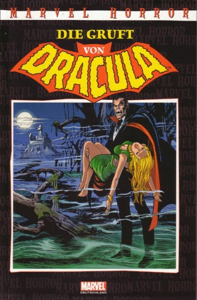 Marvel Horror - Die Gruft von Dracula 1