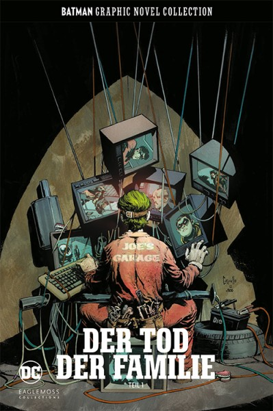 Batman Graphic Novel Collection 23 - Der Tod der Familie, Teil 1