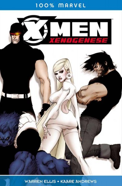 100% Marvel 58: X-Men - Xenogenese