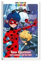 Mein erster Comic - Miraculous - Neue Abenteuer mit Ladybug und Cat Noir Cover