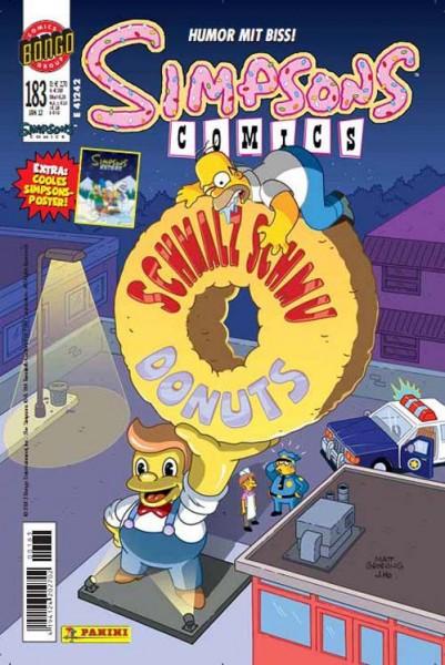 Simpsons Comics 183