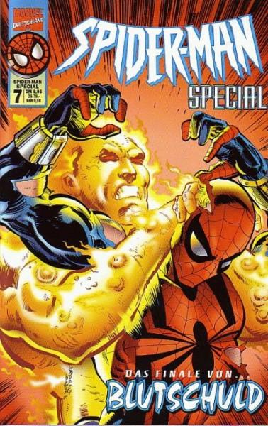 Spider-Man Special 7 - Blutschuld