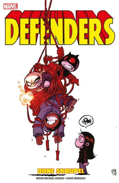 Defenders - Ohne Skrupel